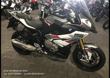 Leihmotorrad BMW S 1000 XR
