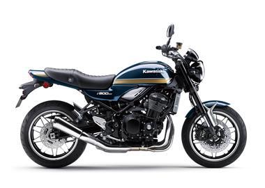 Leihmotorrad Kawasaki Z900RS