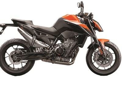 KTM 790 Duke ab  99   EUR  / Tag