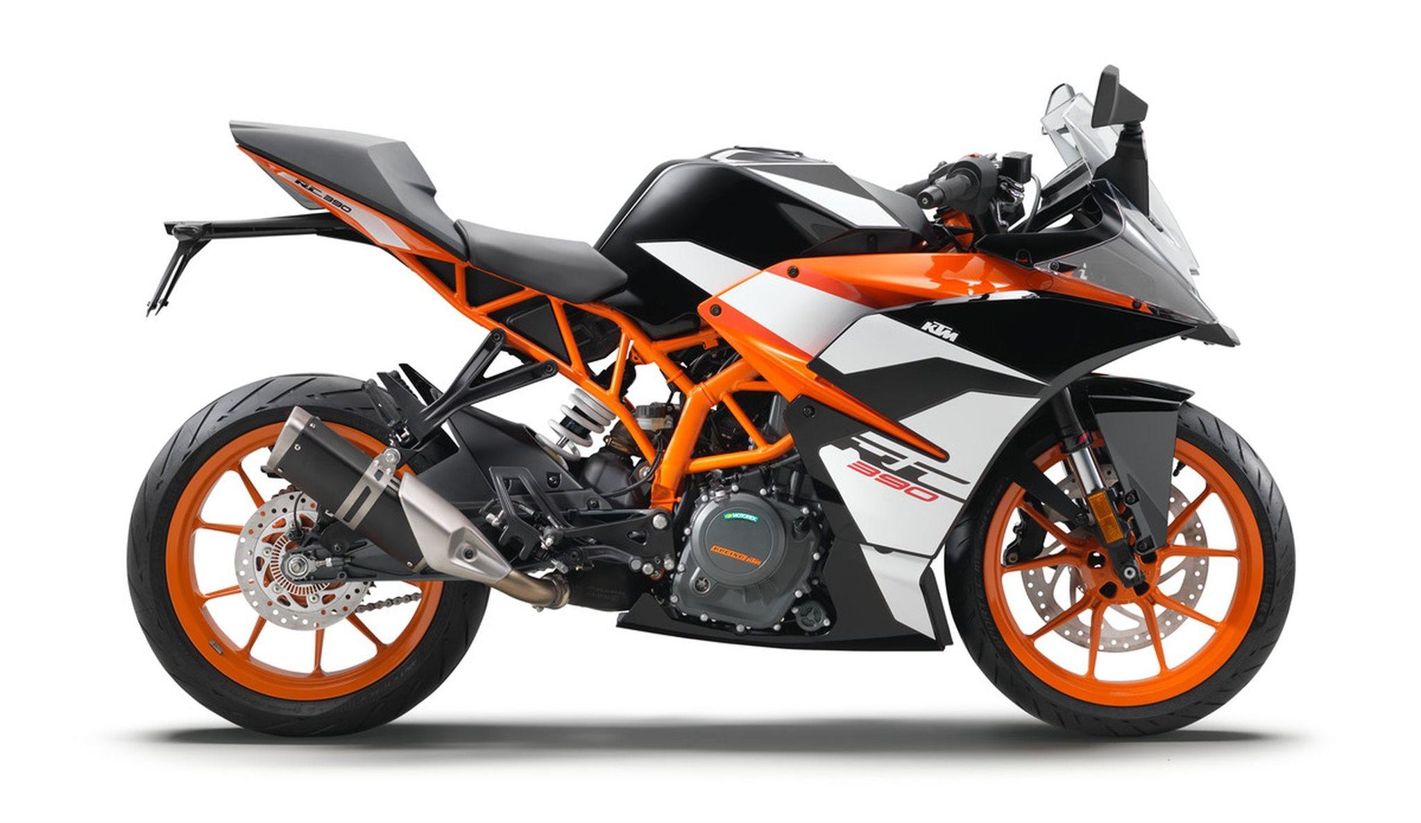 verleihmotorrad ktm rc 390 vom h ndler meister motorcycle. Black Bedroom Furniture Sets. Home Design Ideas