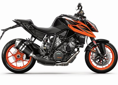 VERLEIH KTM 1290 Super Duke R