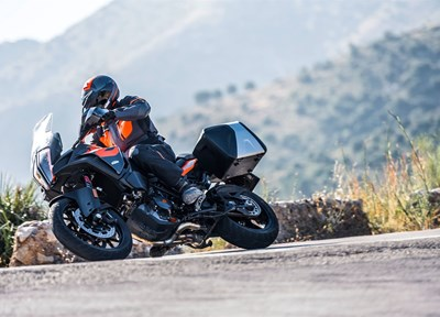 VERLEIH KTM 1290 Super Adventure S