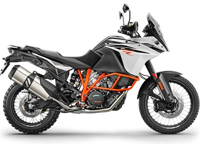 KTM 1090 Adventure R ab  129   EUR  / Tag