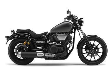 Leihmotorrad Yamaha XV 950 R