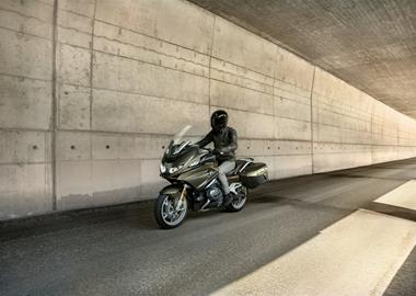 Leihmotorrad BMW R 1200 RT