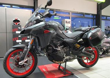 Leihmotorrad Ducati Multistrada 950