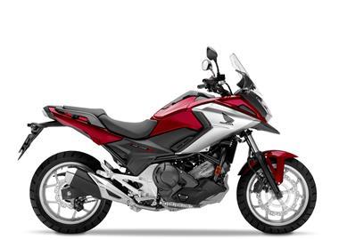 Leihmotorrad Honda NC750X