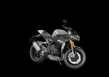 Leihmotorrad Triumph Speed Triple RS