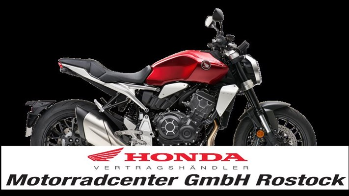 Umgebautes Motorrad Honda CB 1000 R von Bruhy
