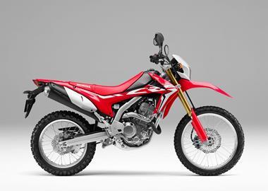 Leihmotorrad Honda CRF250L