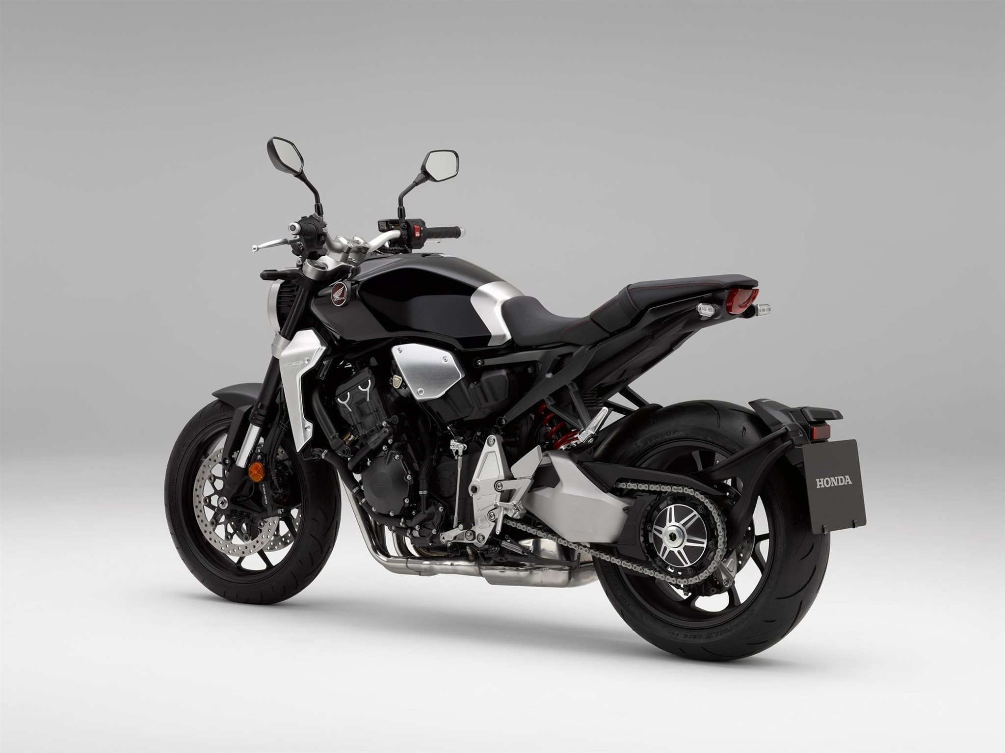 Details zum Mietmotorrad Naked Bike CB 1000 R des Händlers