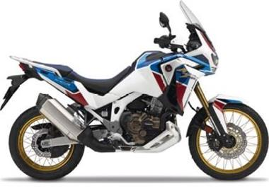 Leihmotorrad Honda CRF1100L Africa Twin Adventure Sports