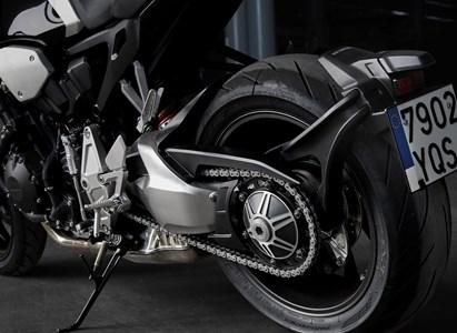Verleihmotorrad Honda CB 1000 R vom Händler Biker Stable