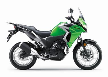 Leihmotorrad Kawasaki Versys-X 300