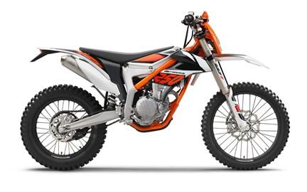 Leihmotorrad KTM Freeride 250 F