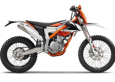 KTM Freeride 250 F ab  150   CHF  / Tag