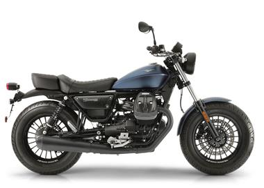Leihmotorrad Moto Guzzi V9 Bobber
