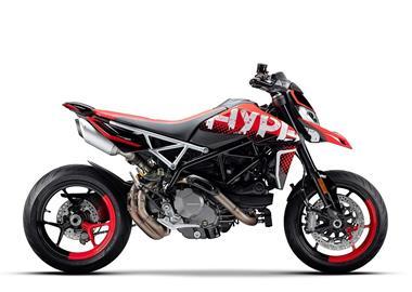 Leihmotorrad Ducati Hypermotard 950