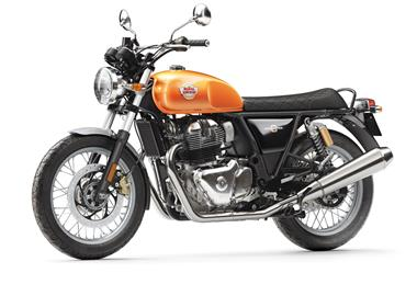 Leihmotorrad Royal Enfield Interceptor 650