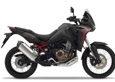 Leihmotorrad Honda CRF1000L Africa Twin Adventure Sports