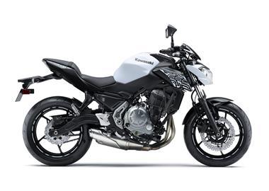 Leihmotorrad Kawasaki Z 650