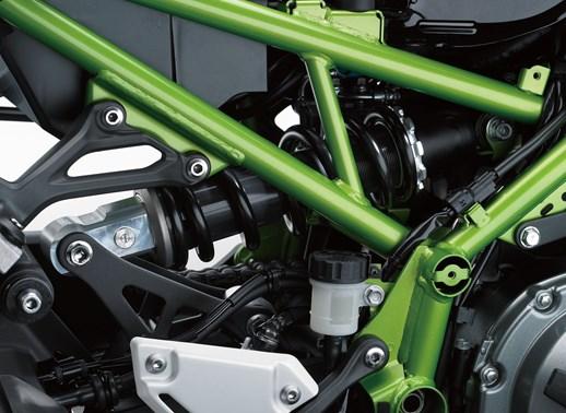 Verleihmotorrad Kawasaki Z900 70kW vom Händler Motorrad