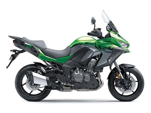 VERLEIH Kawasaki Versys 1000 SE