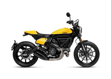 Leihmotorrad Ducati Scrambler Full Throttle
