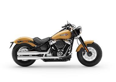 Leihmotorrad Harley-Davidson Softail Slim FLSL
