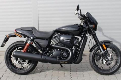 Harley-Davidson Street Rod