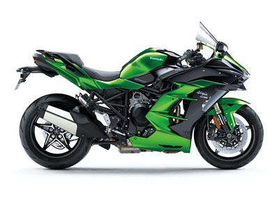VERLEIH Kawasaki Ninja H2 SX SE