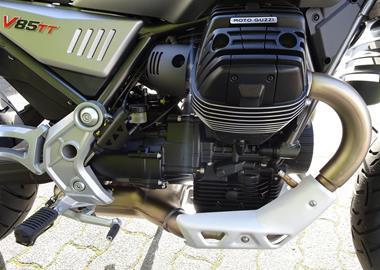 Leihmotorrad Moto Guzzi V85 TT