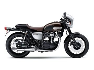 Leihmotorrad Kawasaki W800 Cafe