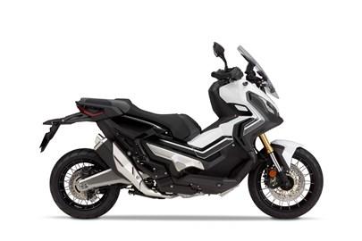Leihmotorrad Honda X-ADV