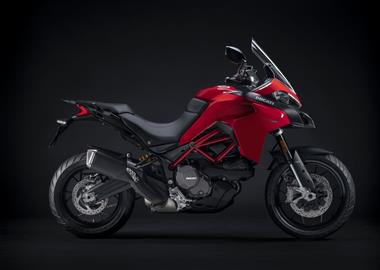 Leihmotorrad Ducati Multistrada 950 S