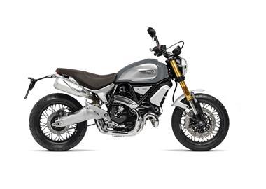 Leihmotorrad Ducati Scrambler 1100 Special