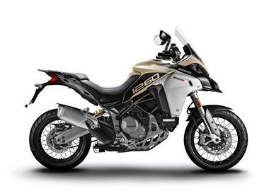 Leihmotorrad Ducati Multistrada 1260 Enduro