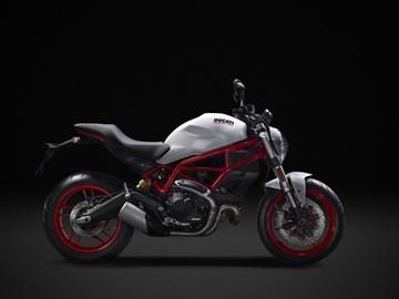 Leihmotorrad Ducati Monster 797