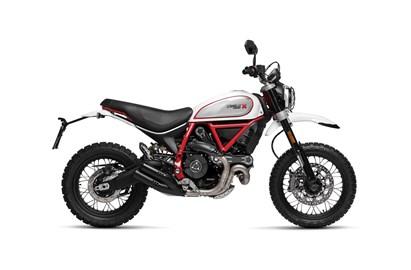 Leihmotorrad Ducati Scrambler Desert Sled