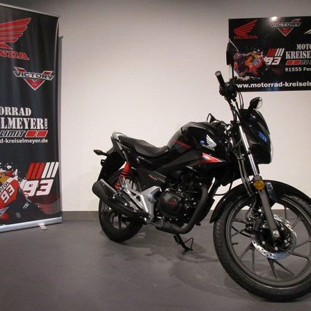 Honda CB125F