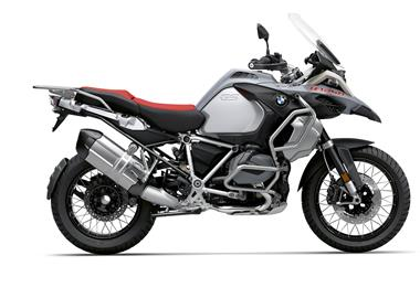 Leihmotorrad BMW R 1250 GS Adventure