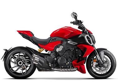 Leihmotorrad Ducati Diavel 1260 S