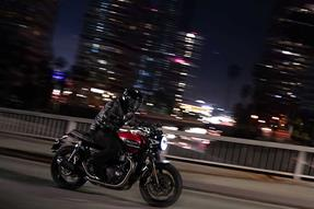 Triumph Speed Twin Leihmotorrad anzeigen