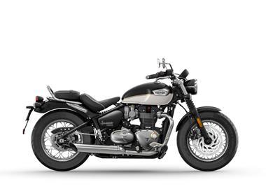 Leihmotorrad Triumph Bonneville Speedmaster