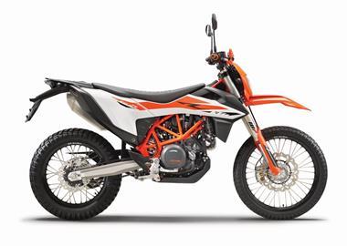 Leihmotorrad KTM 690 Enduro R
