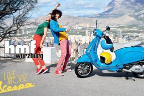 Vespa Primavera 50 4T Leihmotorrad anzeigen