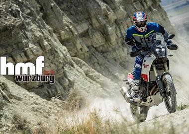 Leihmotorrad Yamaha Tenere 700
