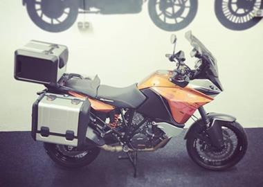 Leihmotorrad KTM 1190 Adventure