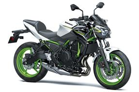 Kawasaki Z 650 Leihmotorrad anzeigen