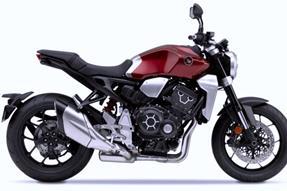 Honda CB 1000 R Leihmotorrad anzeigen